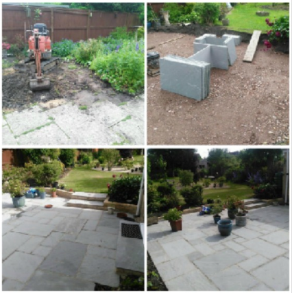 garden design in wiltshire by turners landscapes