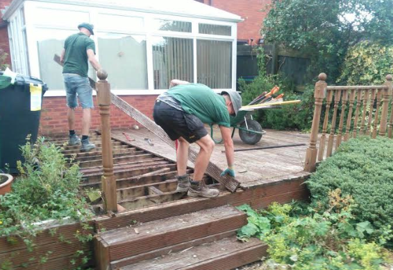 landscaping company in wiltshire