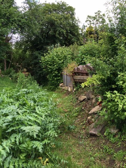 garden construction in wiltshire